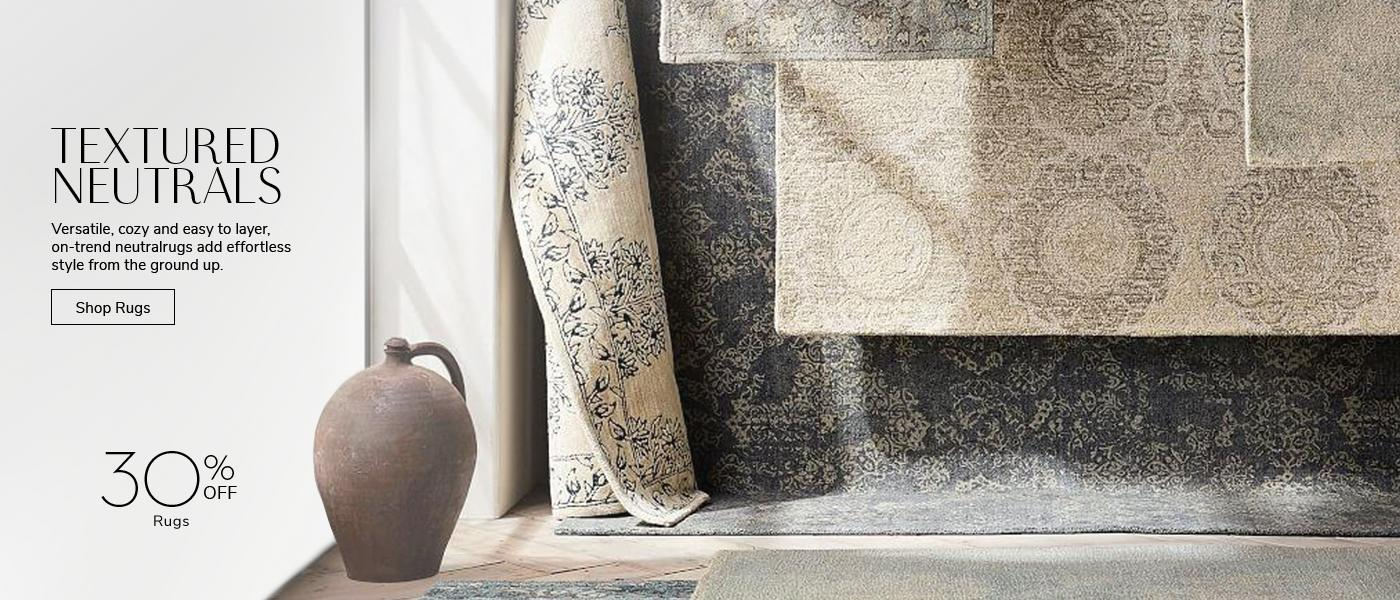 30% off Rugs