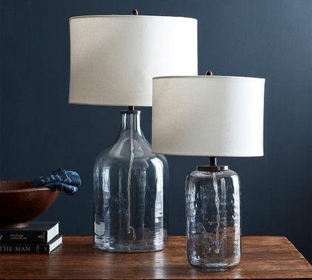 Alana Luster Glass Table Lamp