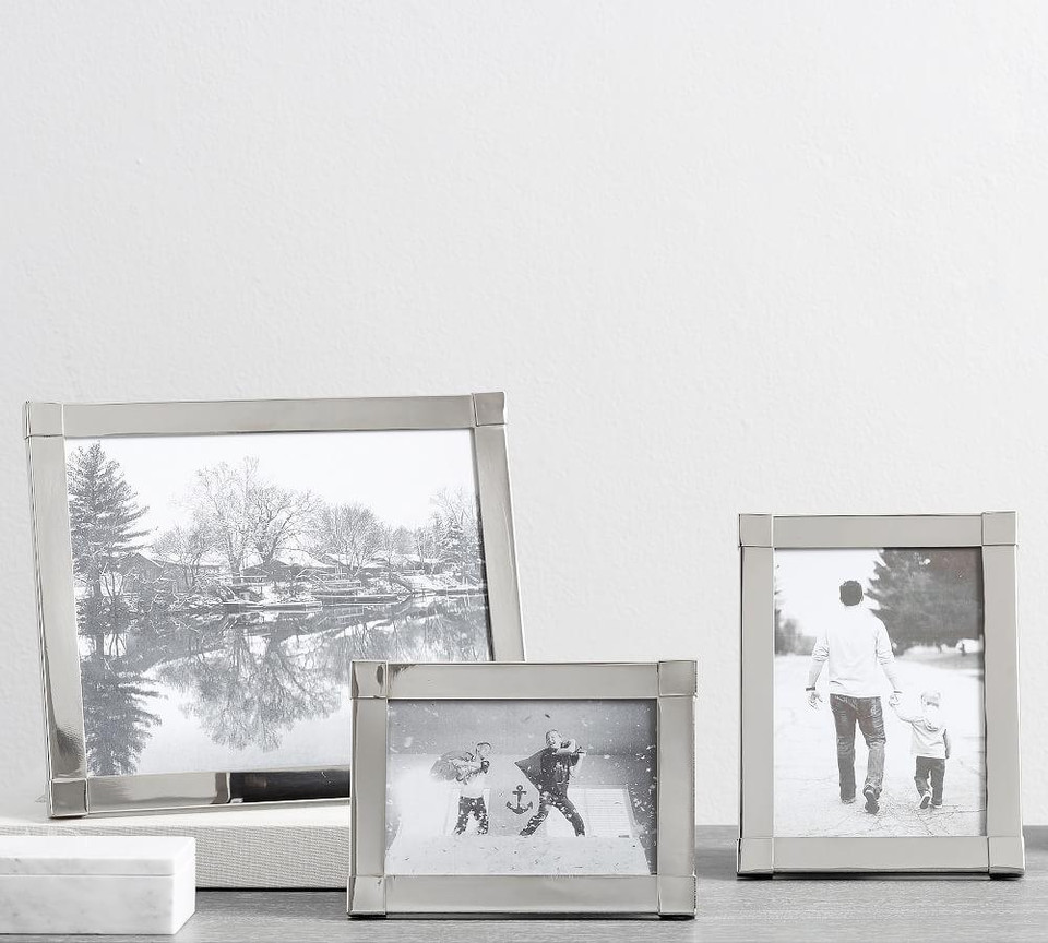 Amelia Silver Picture Frames