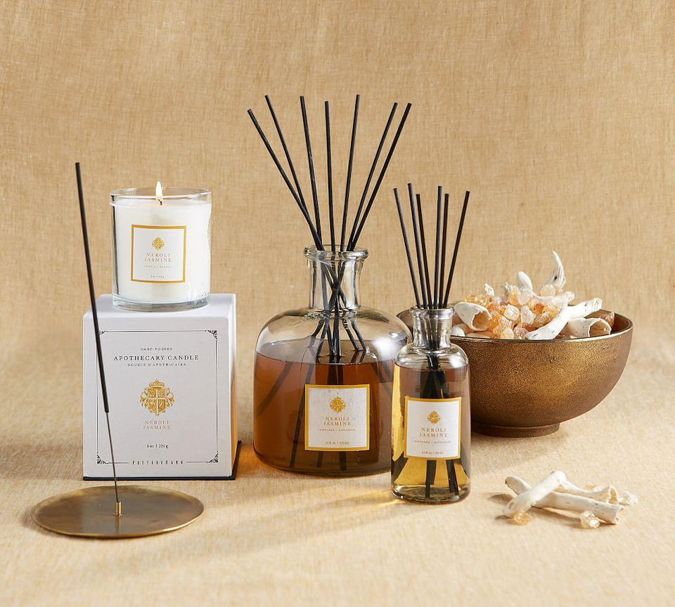 Apothecary Scent Collection - Neroli Jasmine
