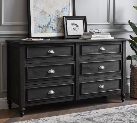 Astoria 6-Drawer Extra Wide Dresser