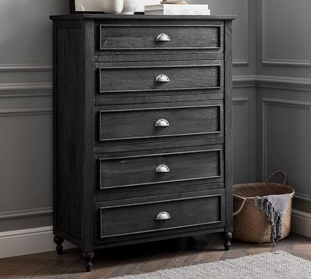 Astoria 5-Drawer Tall Dresser