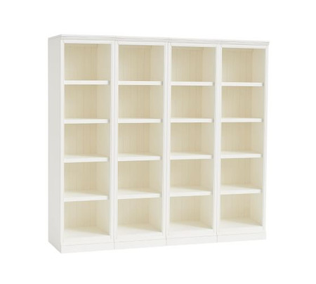 Aubrey 4-Piece Bookcase Set