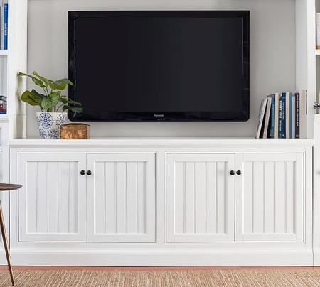 Tv Stands Amp Media Consoles Pottery Barn Canada