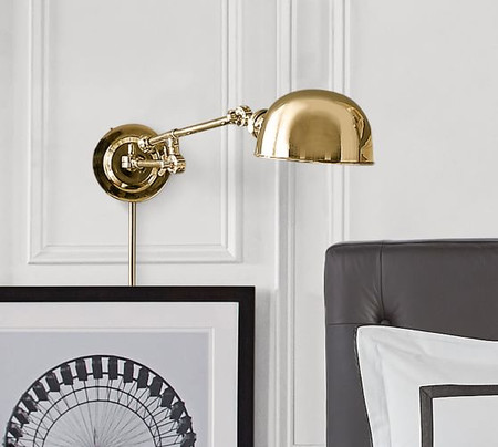 Barclay Arc Sconce