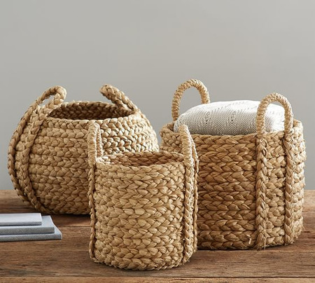 Beachcomber Round Handled Baskets