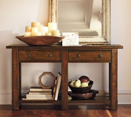 Benchwright Console Table