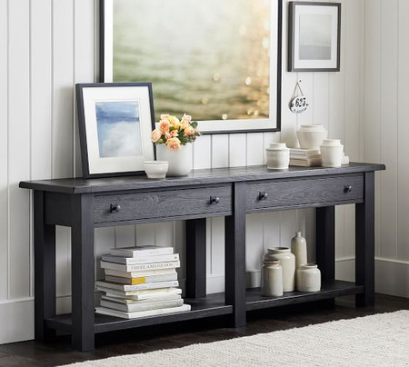 Benchwright Grand Console Table