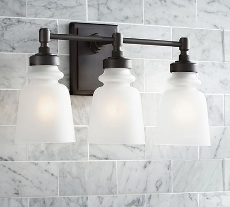 Benchwright Triple Sconce