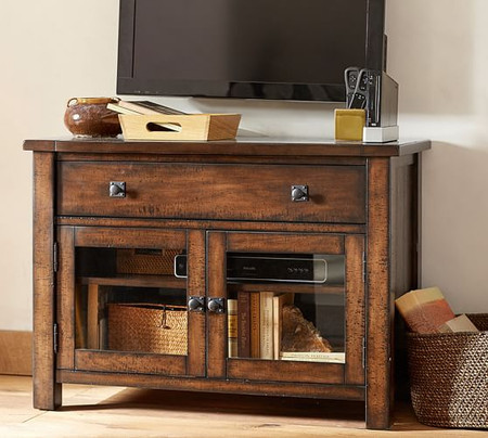 Benchwright TV Stand, Small