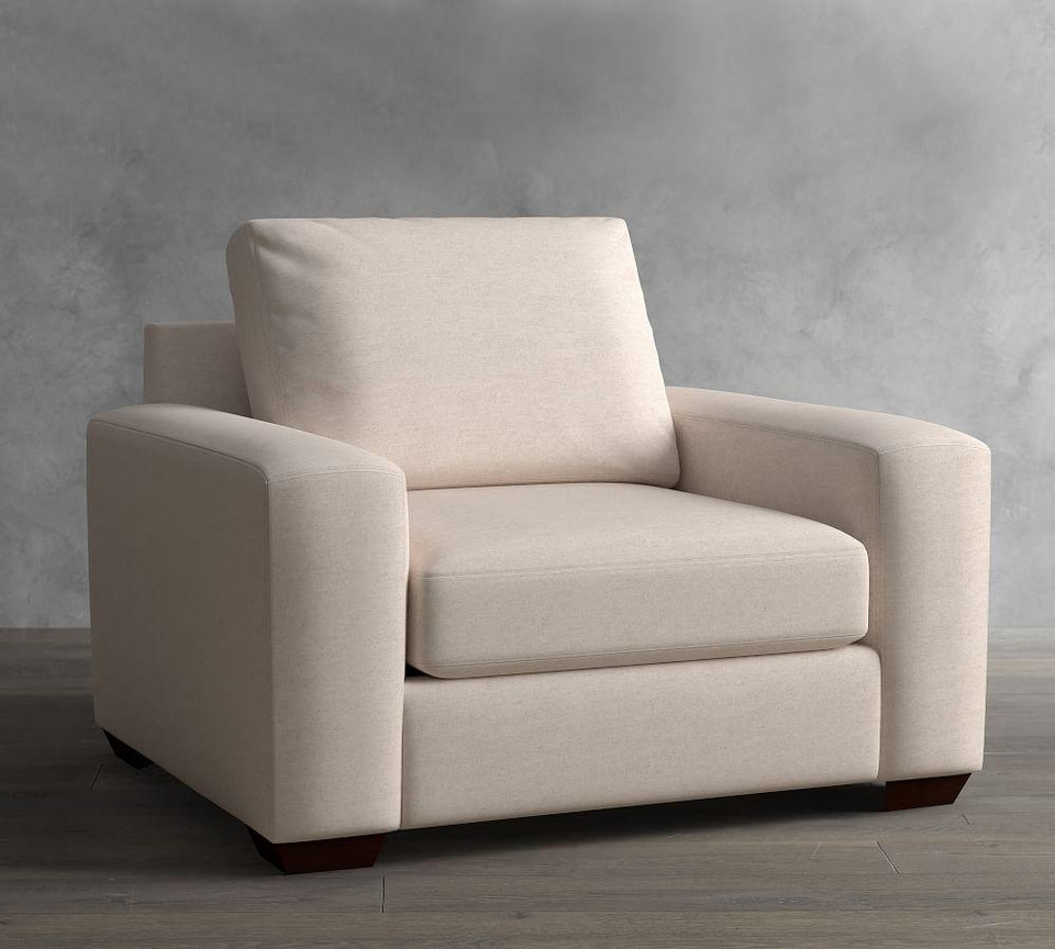 Big Sur Square Arm Upholstered Armchair