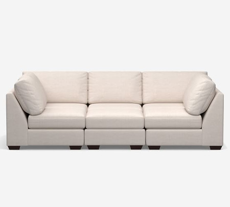 Big Sur Upholstered Pit Sectional