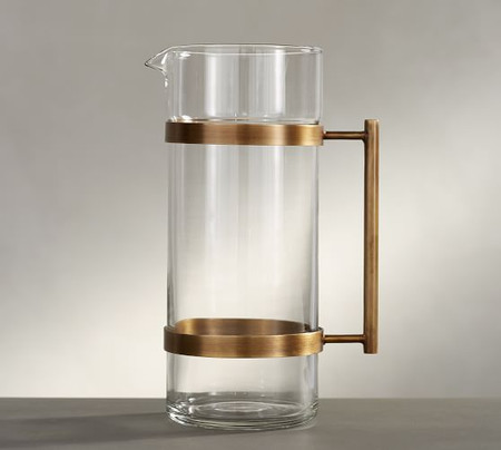 Bleecker Bar Martini Pitcher