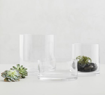 Bosphorus Clear Glass Bowls
