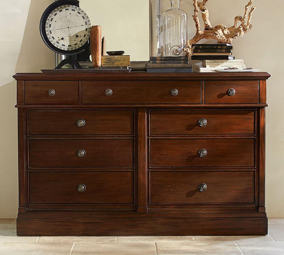 Branford Extra Wide Dresser Pottery Barn Canada