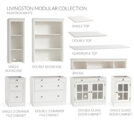 Build Your Own Modular - Livingston Collection