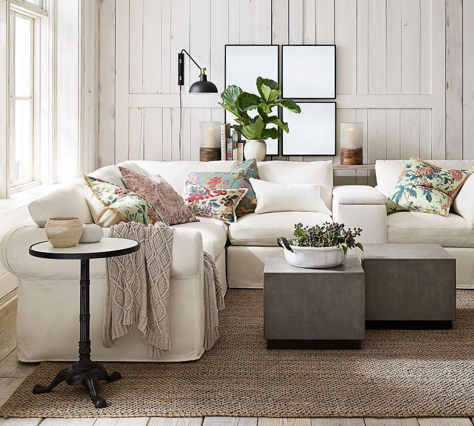 Byron Square Coffee Table Pottery Barn Canada