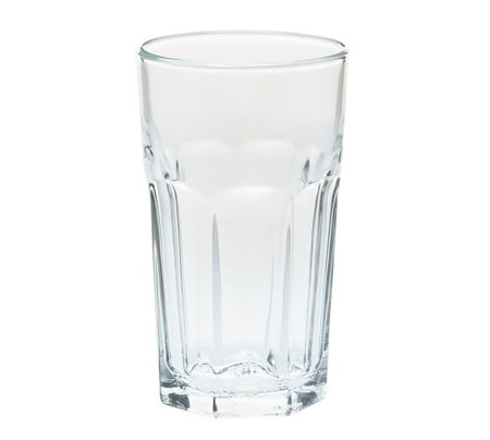 Café Cooler Glass