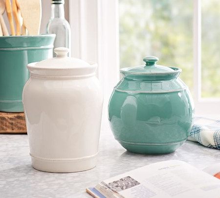Cambria Stoneware Canisters