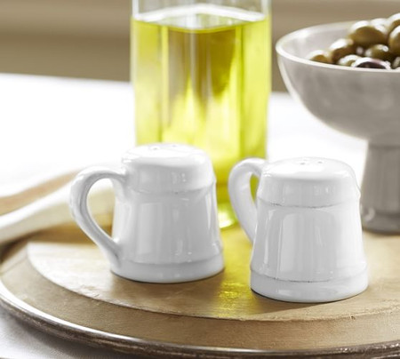 Cambria Salt & Pepper Shakers