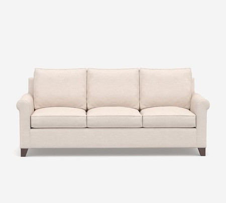 Cameron Roll Arm Upholstered Sofa