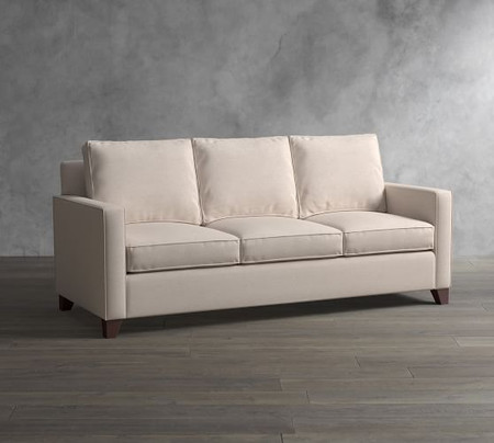 Cameron Square Arm Upholstered Sofa