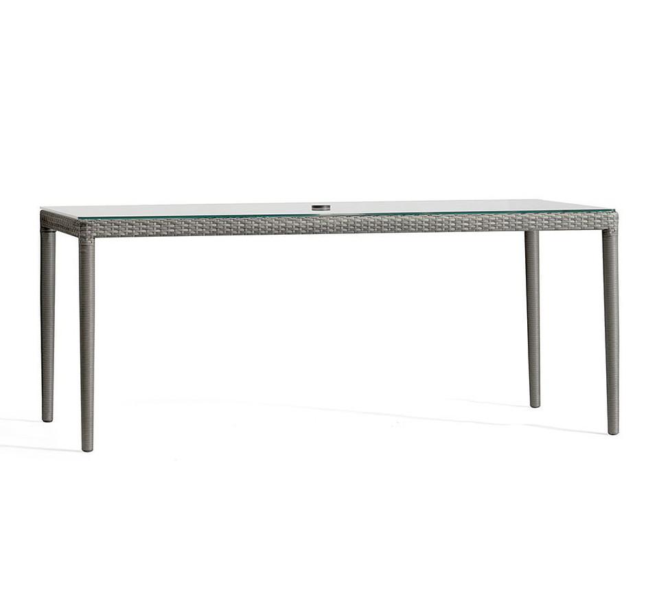 Cammeray All-Weather Wicker Dining Table