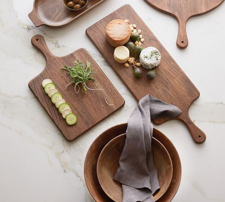 Chateau Acacia Wood Cheese &Charcuterie Boards