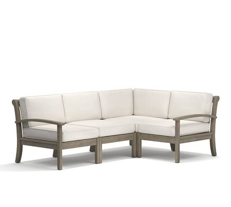 Chatham Sectional Set, Gray