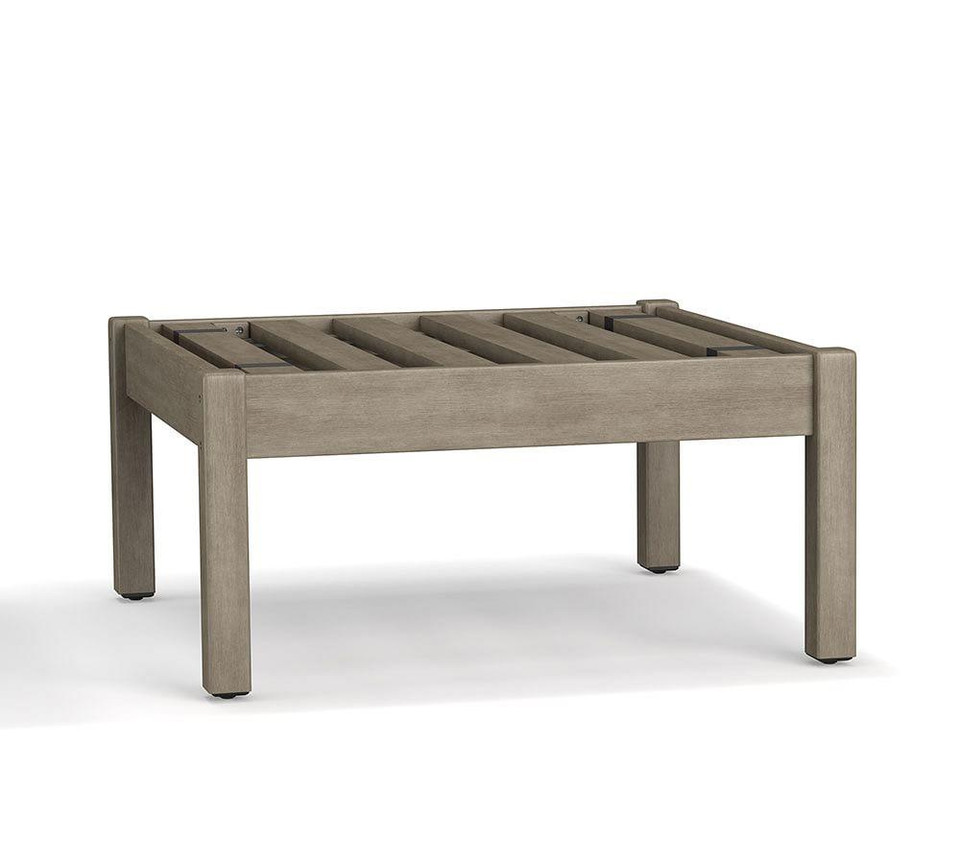 Chatham Sectional Ottoman, Gray