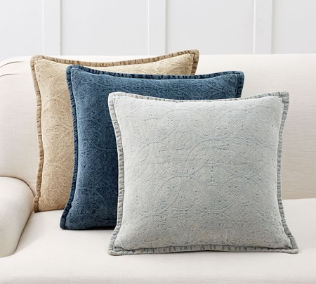 Chenille Jacquard Pillow Covers