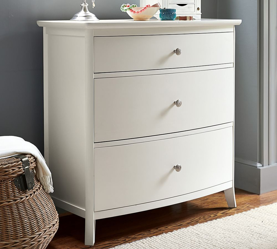 Chloe 3- Drawer Dresser