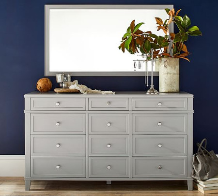 Clara 12-Drawer Extra Wide Dresser
