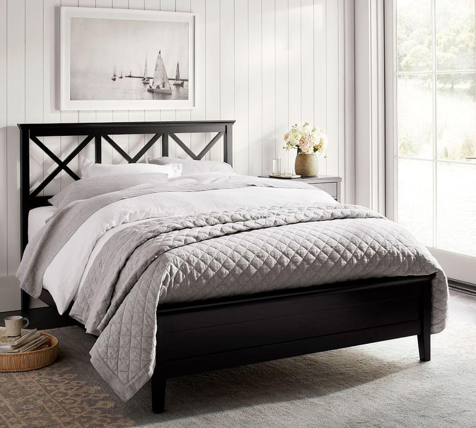 Clara Lattice Bed