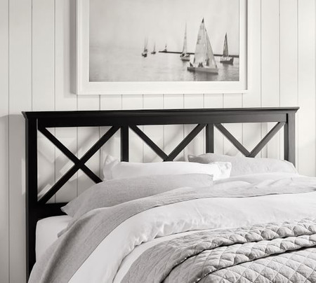 Clara Lattice Headboard