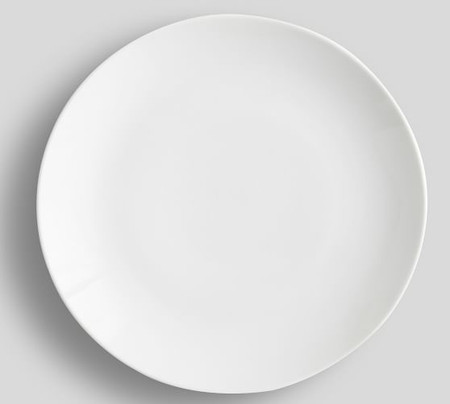 PB Classic Coupe Porcelain Dinner Plate