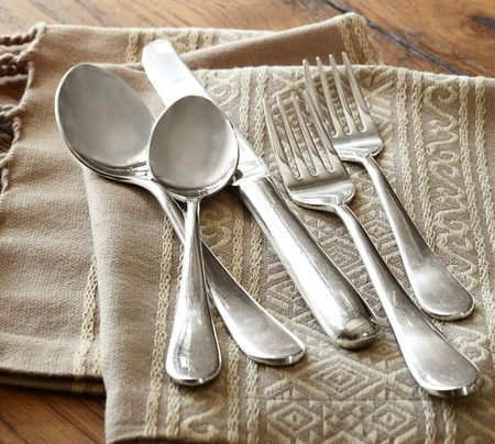 Classic Stainless Steel Flatware
