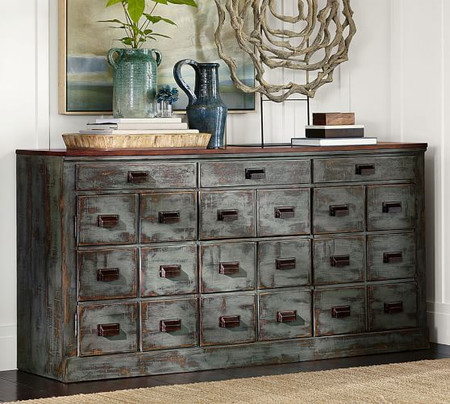 Clerk's Console Table
