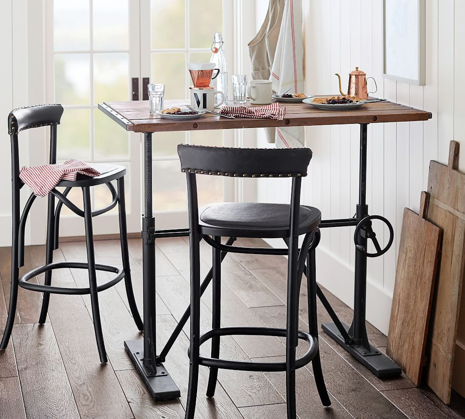 Pittsburgh Crank Sit Stand Desk Pottery Barn Canada