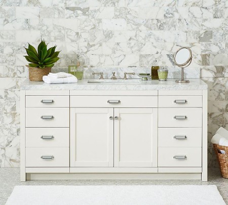 Davis Single Wide Sink Console with Drawers