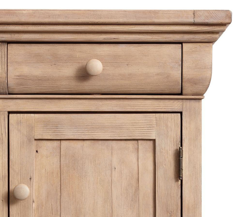 Parkmore Reclaimed Wood Buffet Pottery Barn Canada