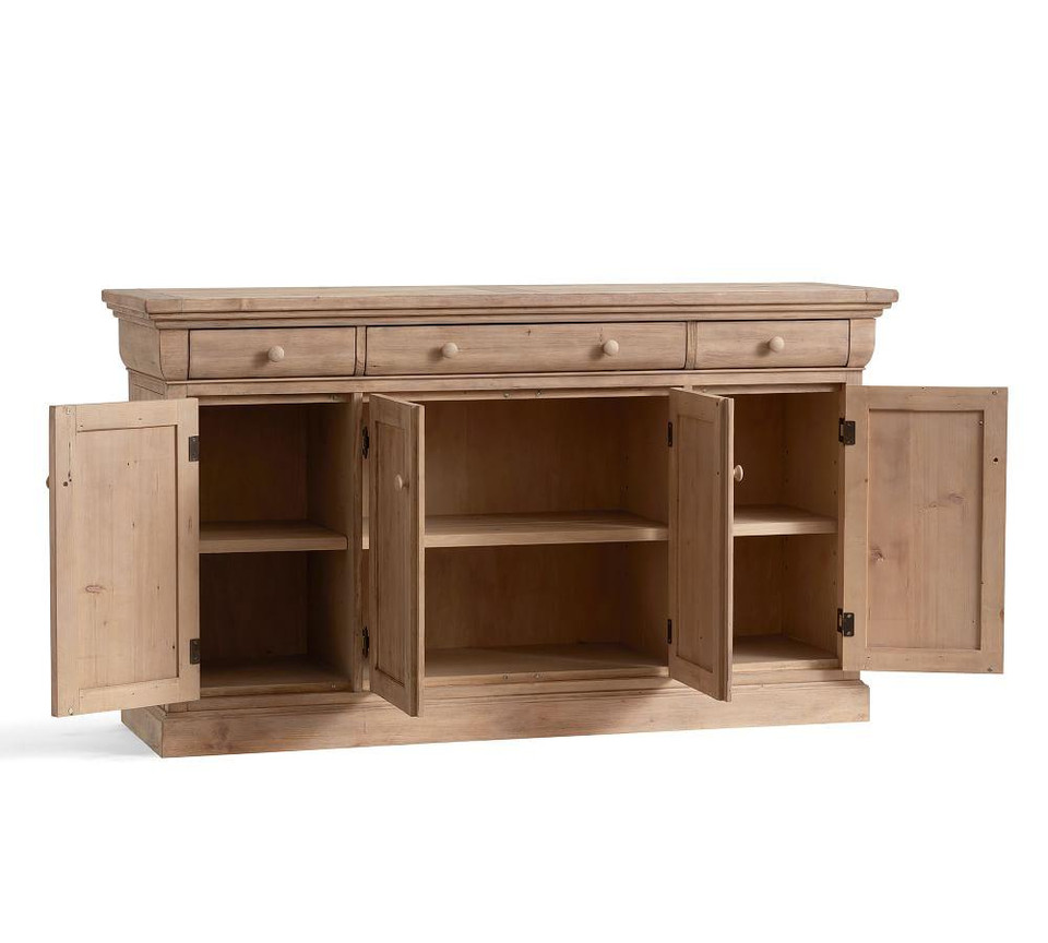 Pottery Barn Parkmore: Parkmore Reclaimed Wood Buffet