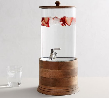 Driftwood Drink Dispenser