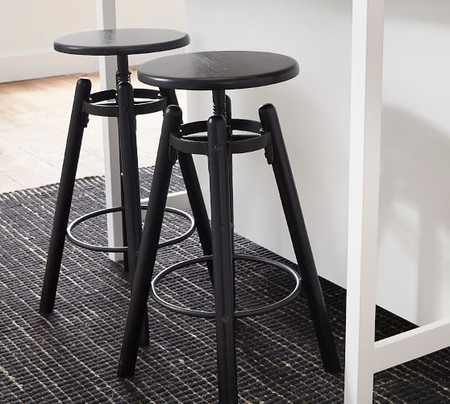 Duval Adjustable Stool