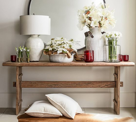 Easton Reclaimed Wood Console Table