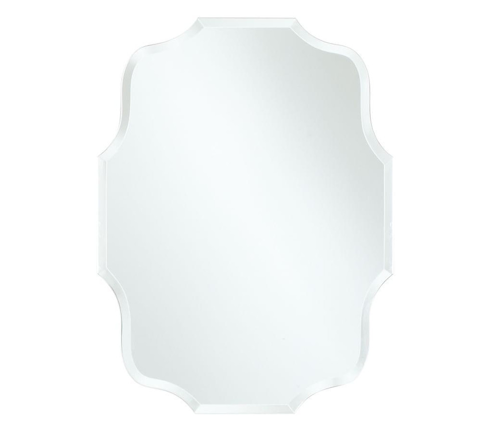Eleanor Frameless Mirrors Pottery Barn Canada