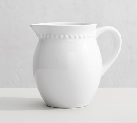 Emma Beaded Pitcher