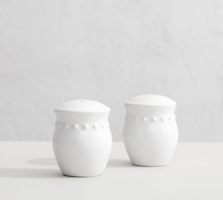 Emma Beaded Salt & Pepper Shakers