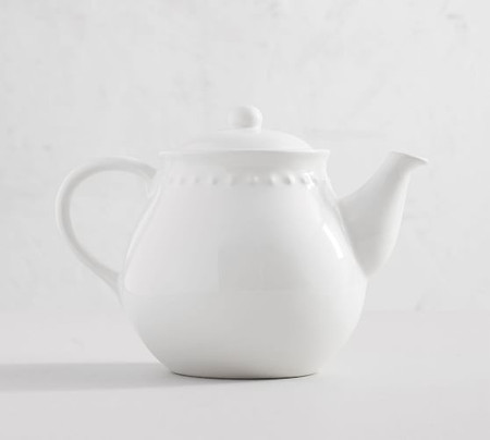 Emma Beaded Teapot