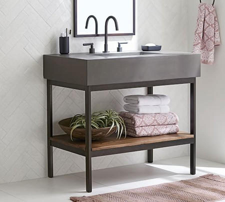 "Frances Single Sink Vanity – 36""​"